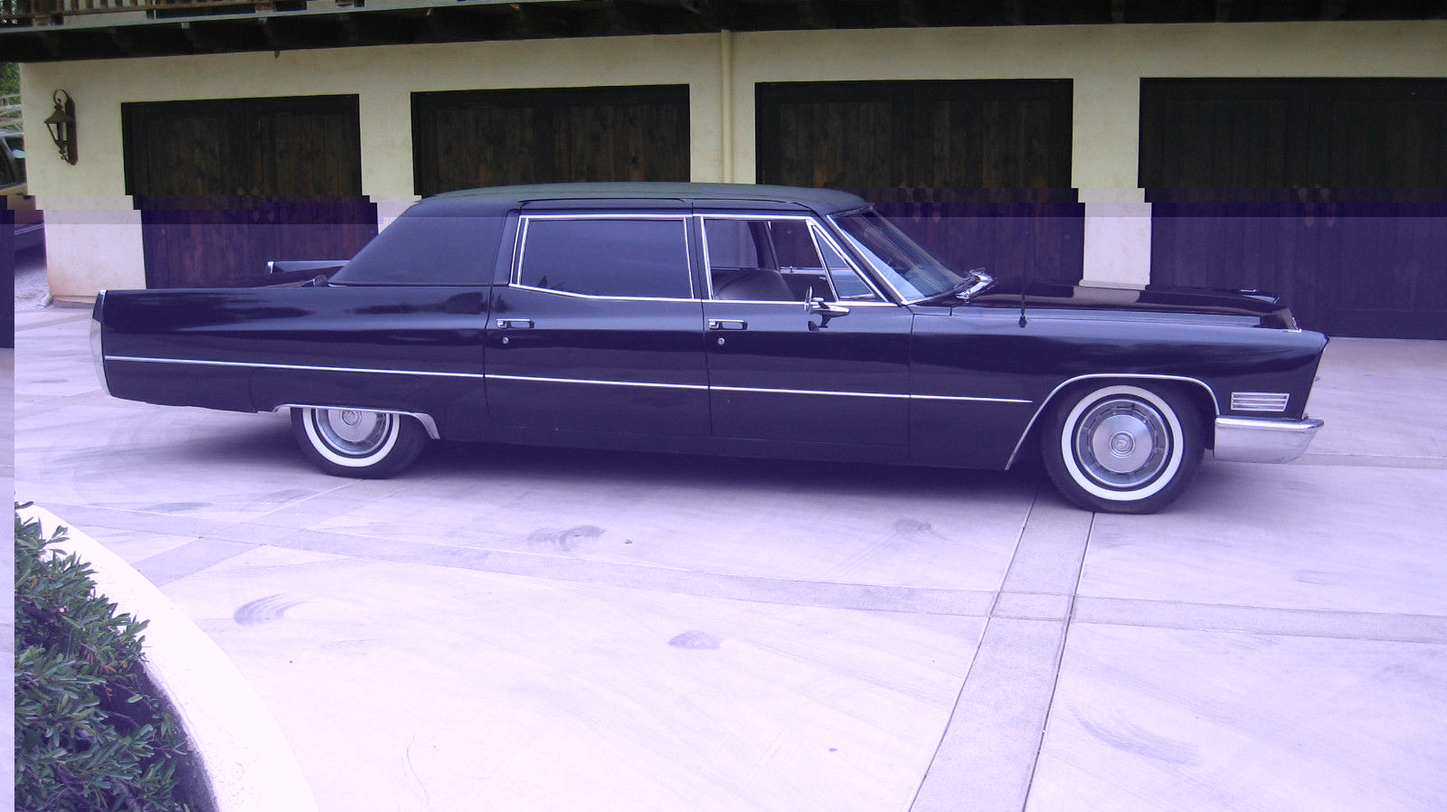 Cadillac Fleetwood Limousine Miles Runs And Drives Great
