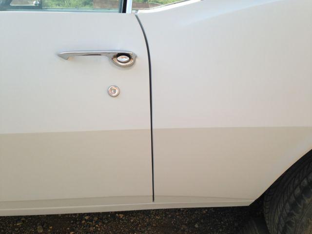 1967 Chevrolet Camaro Arizona car frame off restoration rolling body