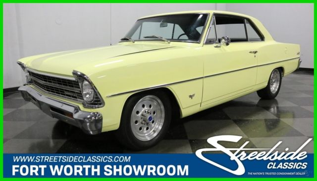 1967 Chevrolet Chevy II Nova Coupe Used Manual