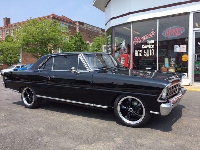 1967 Chevrolet Nova Ss Brand New 67 Chevy Nova Hot Rod Muscle Car