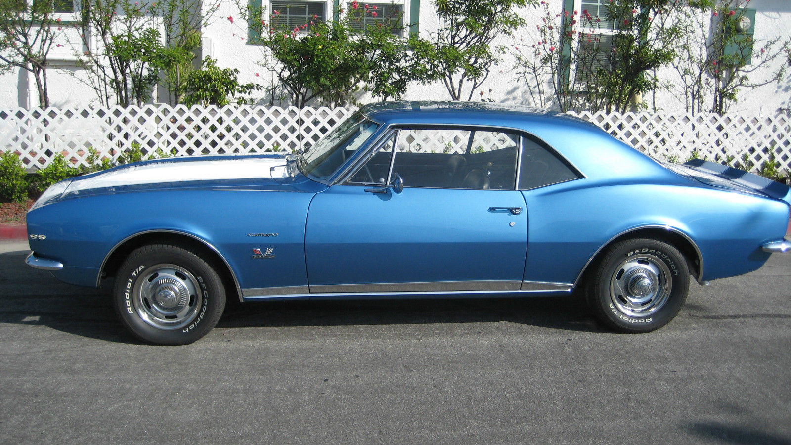 1967 Chevy Camaro Rs Ss Big Block 4 Speed Deluxe Int Frame Off Resto 1968 1969