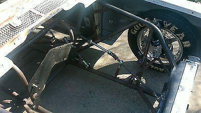 1967 Chevy Ii Nova 25 1 Round Tube Chrome Moly 4130 Drag
