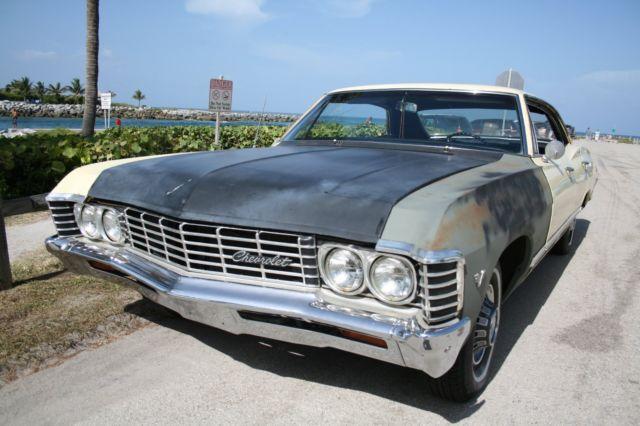 1967 chevy impala 4 door no post. Black Bedroom Furniture Sets. Home Design Ideas