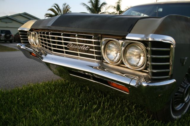 1967 Chevy Impala 4 Door No Post