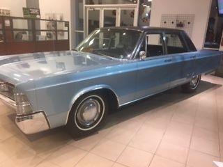 1967 Chrysler New Yorker 4 Door Hard Top 440