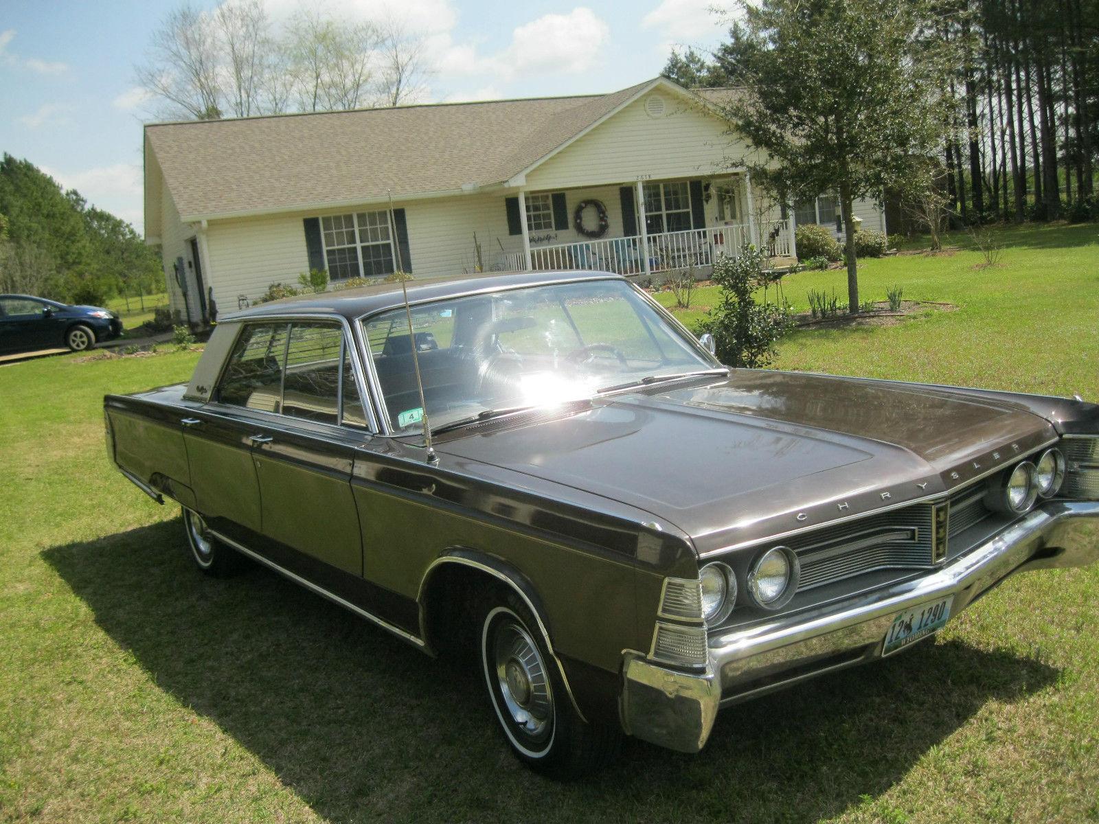 1967 Chrysler New Yorker Base 7 2L, 4 Door Hardtop for sale in