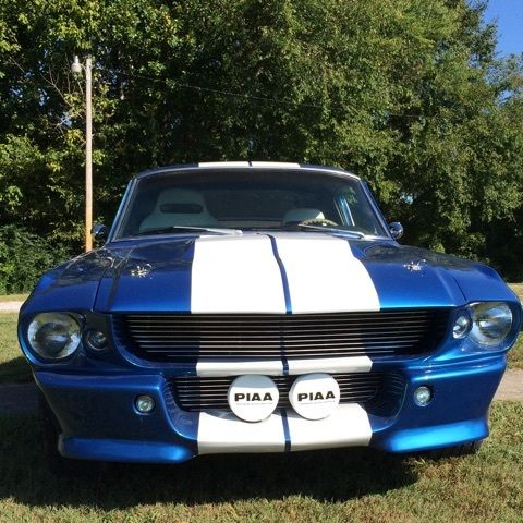 Mustang Eleanor 1967 Prix