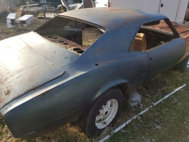 1967 Pontiac Firebird Convertible Project Car For Sale: 1967 Firebird Project Car