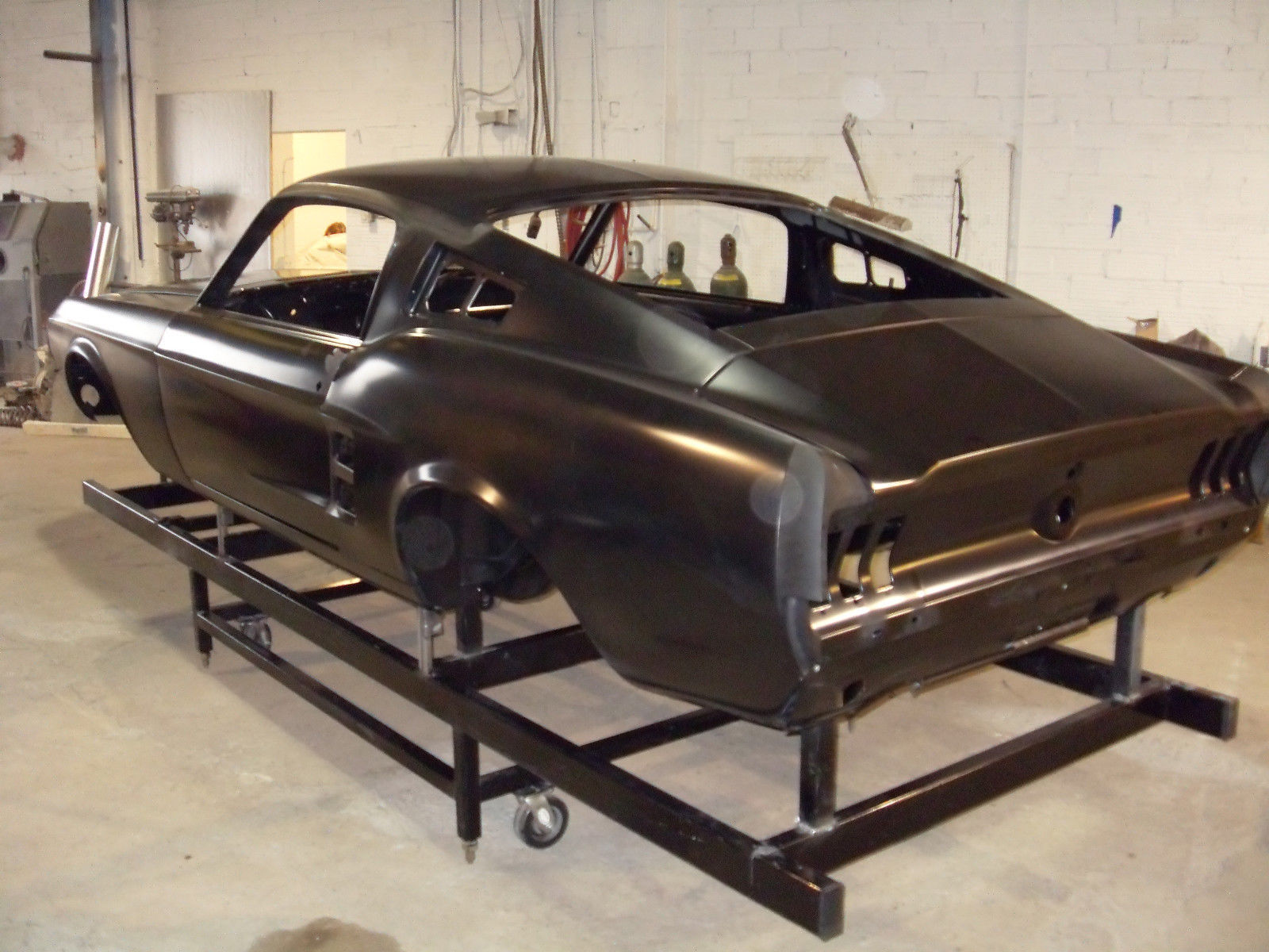 1967 ford mustang fastback body