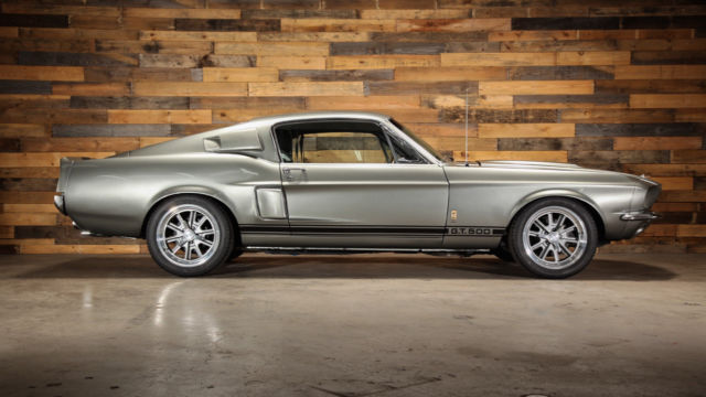 1967 Ford Mustang GT Fastback 465ci 4 Speed Tribute GT500 Eleanor 86 Pictures