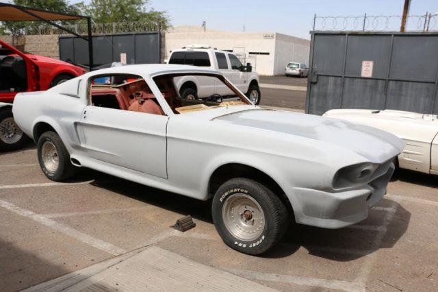 Mustang Eleanor Body Kit 1967