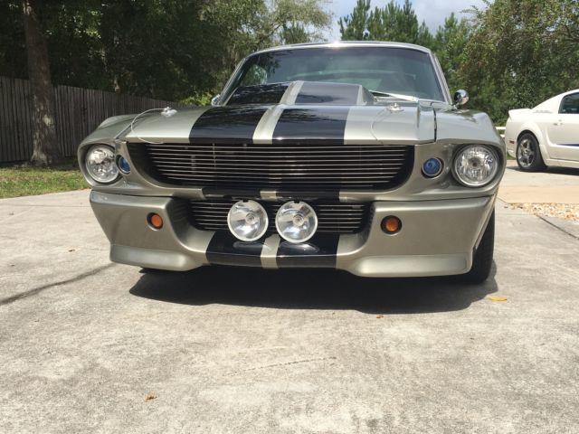 1967 Ford Mustang Shelby GT-500E 427 ci Eleanor Replica