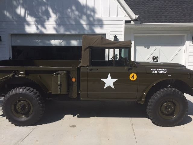 1967 jeep m715 rare museum piece better than new. Black Bedroom Furniture Sets. Home Design Ideas