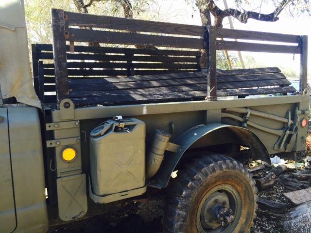 1967 KAISER JEEP M715 4X4 Military Truck