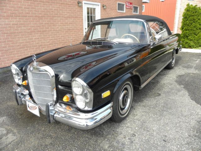 1967 mercedes benz 250 se convertible for Mercedes benz 250 se