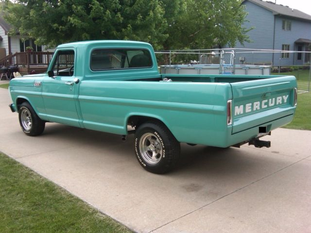 1967 Mercury M100 Pickup Truck