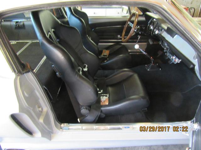 1967 Mustang Eleanor Parts List