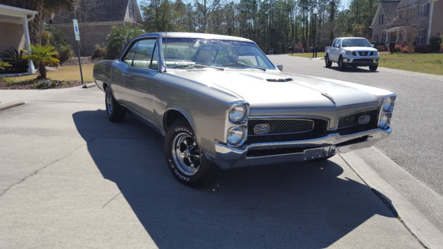 1967 Pontiac GTO, PROJECT CAR CHARGER R/T CHEVELLE SS LS6 MUSTANG CJ