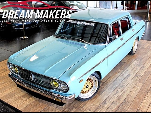 1967 Toyota Crown Deluxe - 6.0L V8 Swap