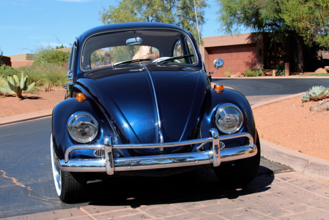 1967 volkswagen beetle classic bug restored gorgeous. Black Bedroom Furniture Sets. Home Design Ideas