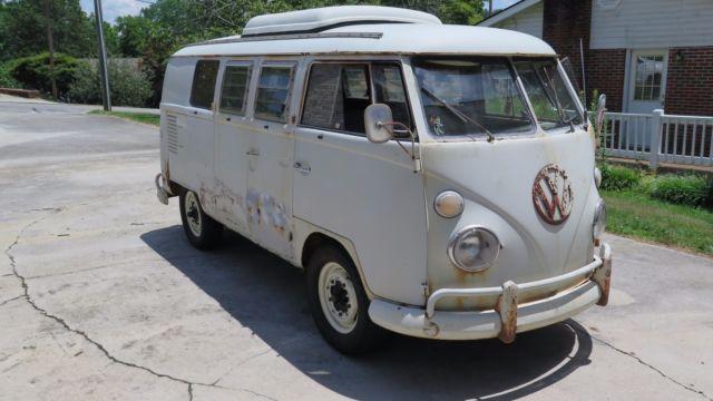 1967 volkswagen so42 westfalia split window camper bus vw transporter westy. Black Bedroom Furniture Sets. Home Design Ideas