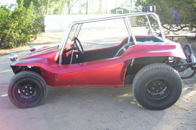 1967 VW MANX STYLE DUNEBUGGY with extra transmission for sale in Palmdale, California, United States