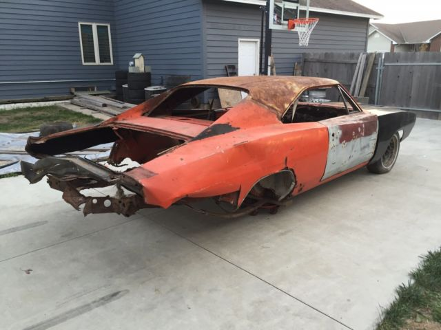 1968 1969 1970 Dodge Charger 68 69 70 Race Car