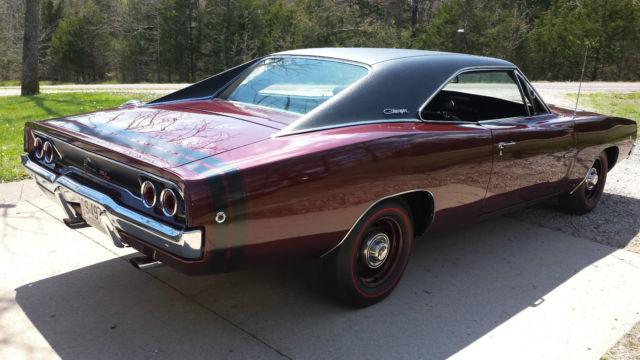 1968 426 Hemi 4 Speed