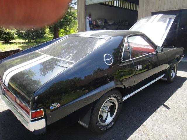 1968 Amc Amx Muscle Car Modified