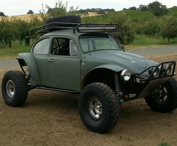 1968 Baja Bug