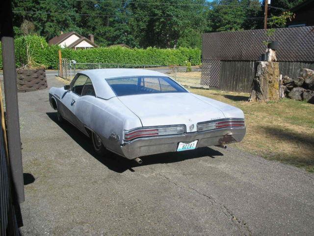 Buick Lesabre Base Coupe Door L on 1969 Buick Lesabre Interior
