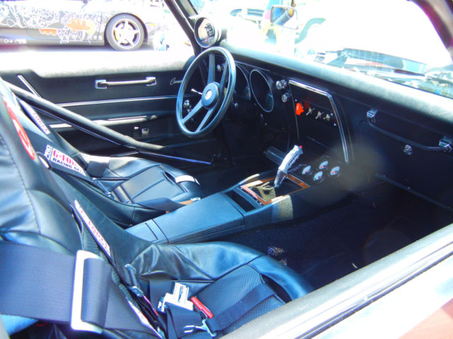 1968 camaro rs ss pro street drag car tubbed show car. Black Bedroom Furniture Sets. Home Design Ideas