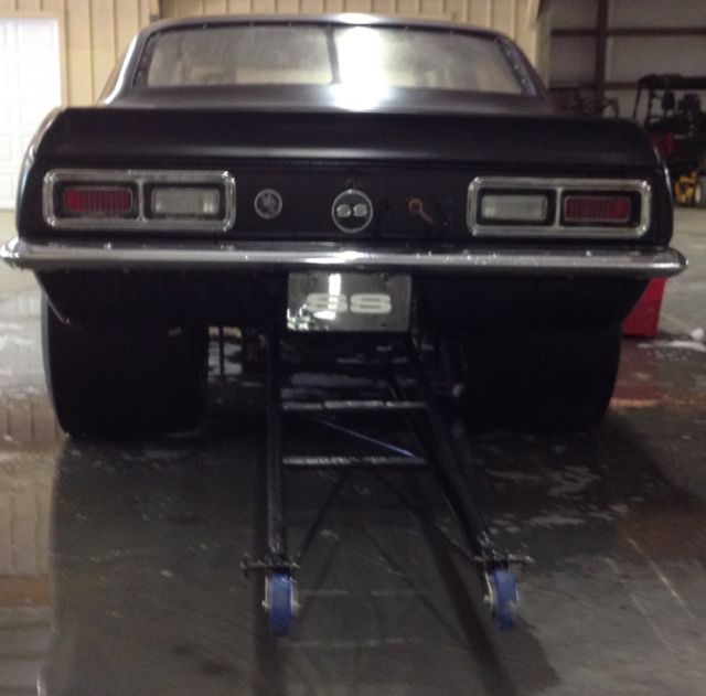 1968 Chevrolet Camaro Drag Car, Rolling Chassis