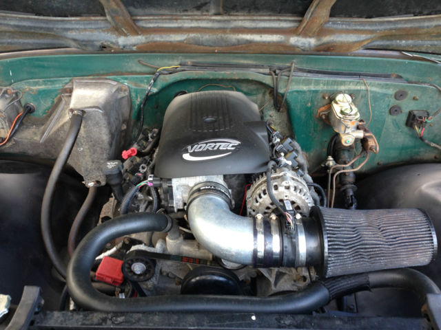 1968 Chevy C-10 w/ LS 6.0 Swap Pickup Truck (C10 68 Shortbed)