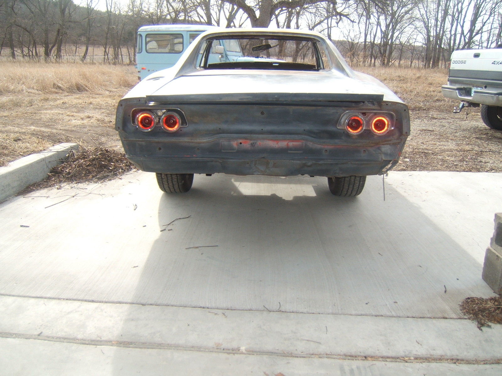1968 Dodge Charger Project Not Rt 1969 Or 1970 Mopar Car Plymouth For Sale In Manhattan Kansas United States