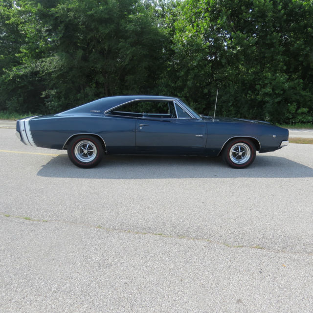 Dodge Charger For Sale: 1968 DODGE CHARGER R/T HEMI J CODE CAR