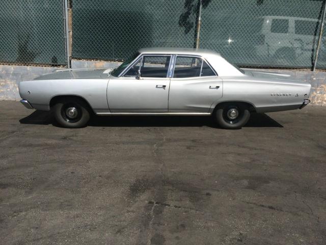 1968 Dodge Coronet Deluxe Sedan 4 Door 5 2l