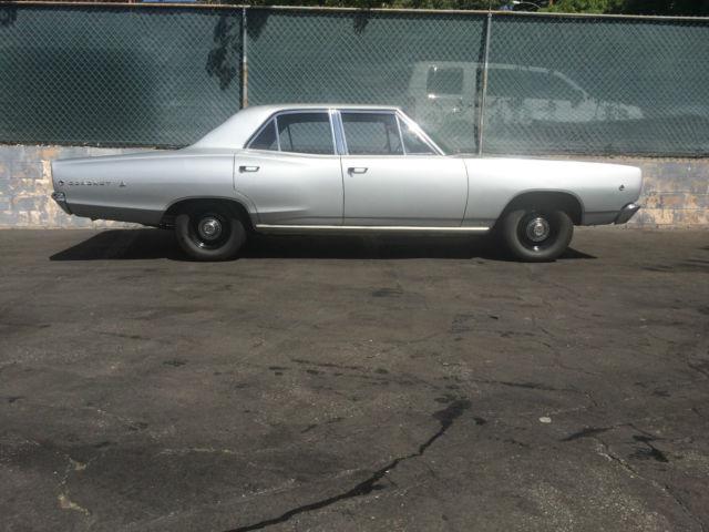 Fleet Vehicles For Sale >> 1968 Dodge Coronet Deluxe Sedan 4-Door 5.2L