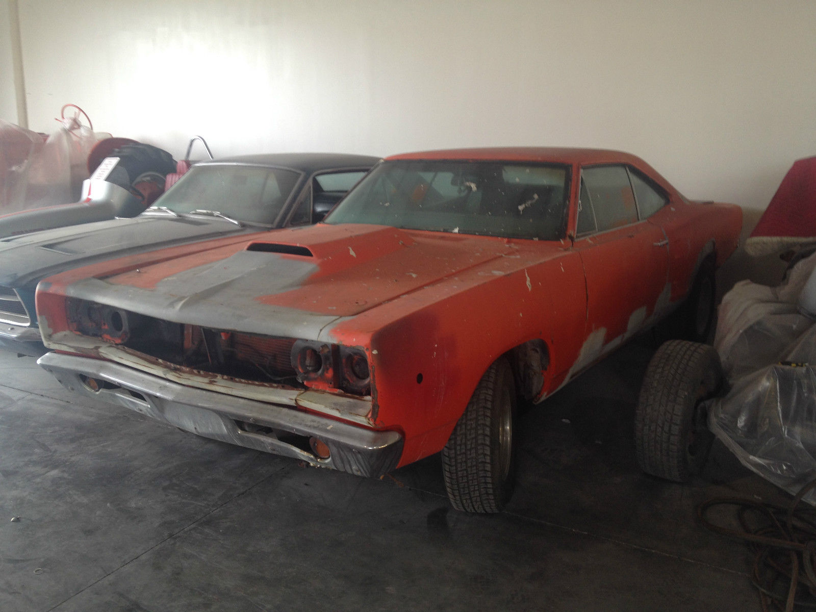 1968 DODGE CORONET R/T 440 NO RESERVE FLORIDA for sale in ...