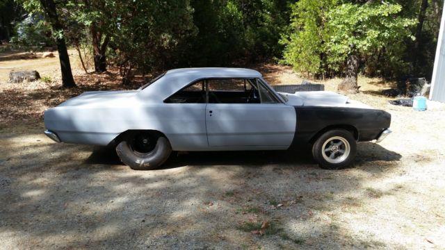 1968 Dodge Dart Drag Car Project