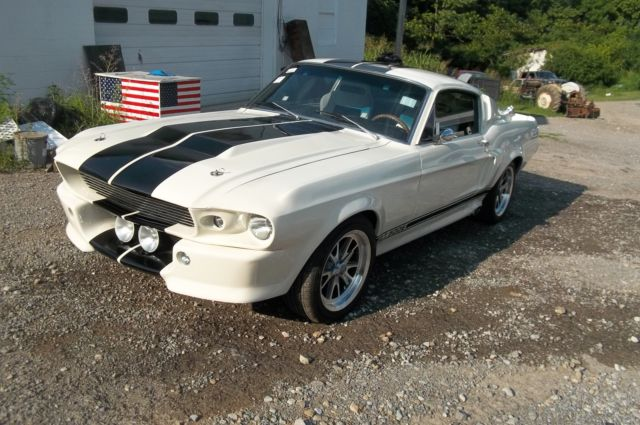 1968 Eleanor Shelby Mustang Gone In 60 Seconds Replica Fastback