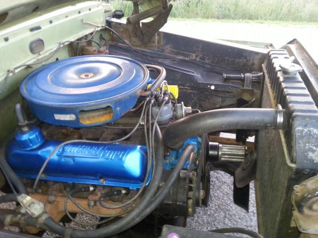 1968 ford f100 ranger classic motor 3 speed transmission. Black Bedroom Furniture Sets. Home Design Ideas