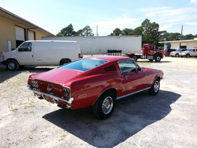 1968 ford mustang fastback 302 automatic 1965 1966 1967 1969 convertible coupe. Black Bedroom Furniture Sets. Home Design Ideas