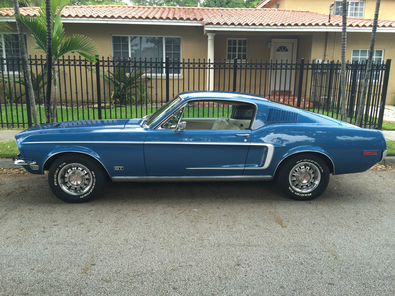 1968 Ford Mustang GT Fastback S code 390, with Matching ...