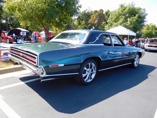 1968 Ford Thunderbird Landau Rare For Sale In Rogers Arkansas