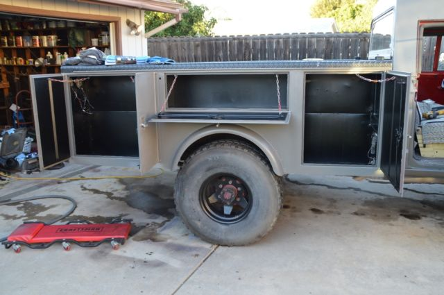 Craigslist San Diego Cars By Owner >> 1968 Jeep Kaiser M-715 Military Truck