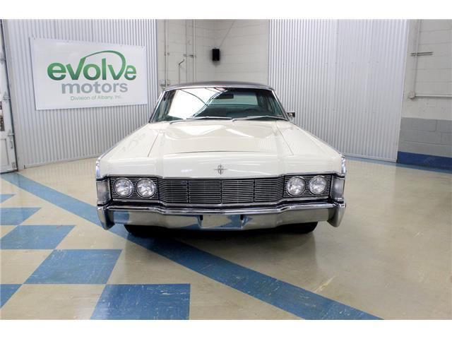1968 Lincoln Continental 4 Door Sedan Evolve Motors