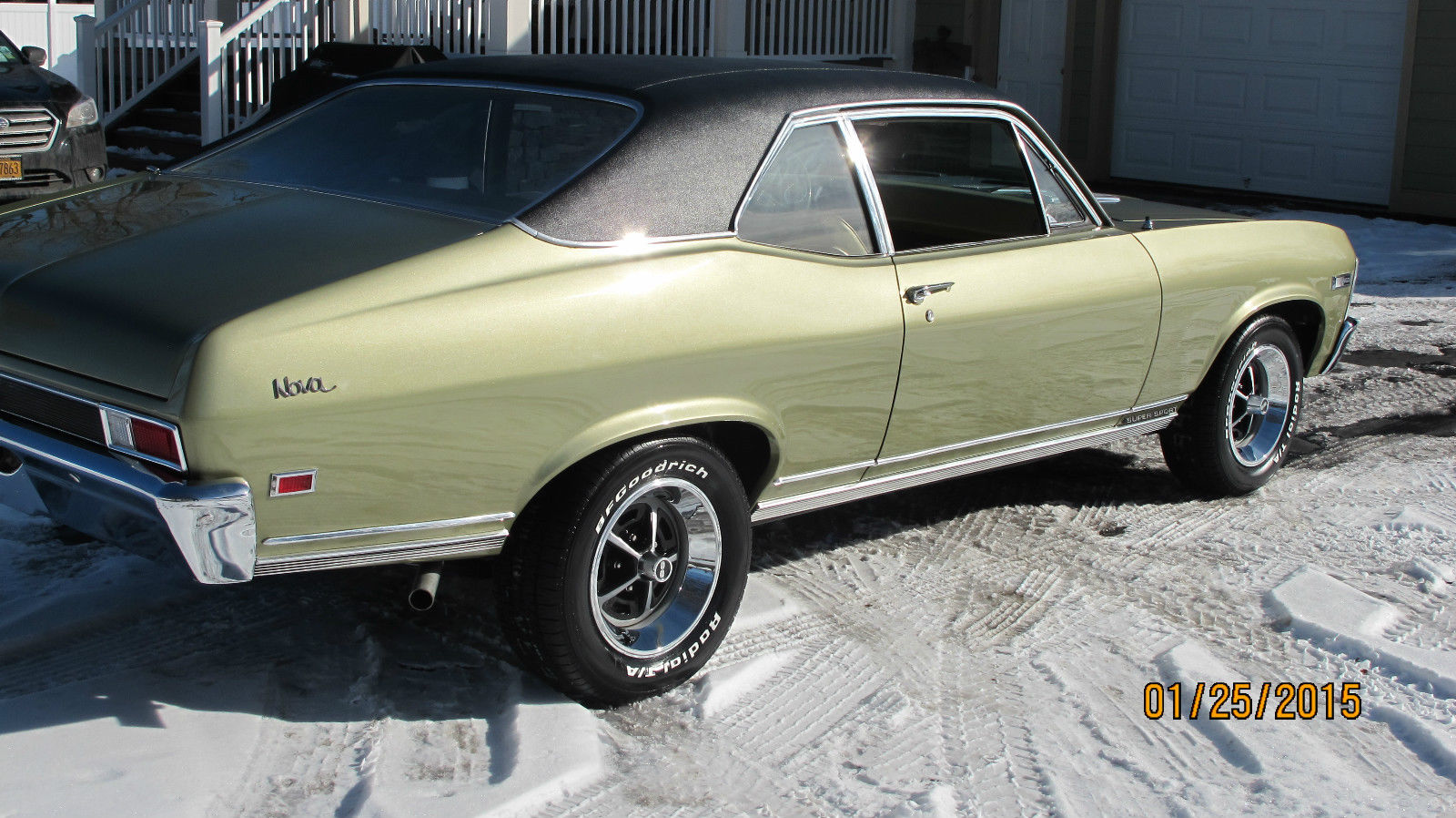 1968 Nova Ss L48 Matching Fully Documented Frame Off Restored For Chevy Sale In Elmira New York United States