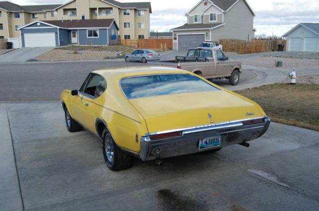 1968 Olds Cutlass Supream