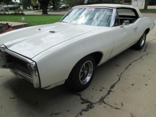 1968 Pontiac Tempest Custom Convertible make it a GTO No reserve